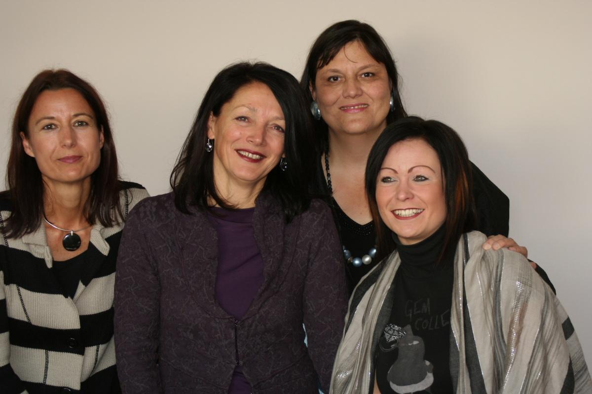 Das Team des FrauenGesundheitsZentrums Salzburg