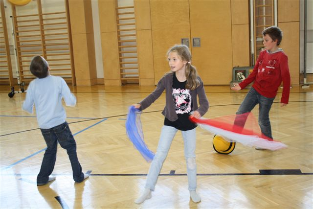 Volksschule Elsbethen startet als Gesunde Schule durch