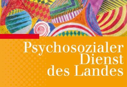 Logo Psychosozialer Dienst des Landes