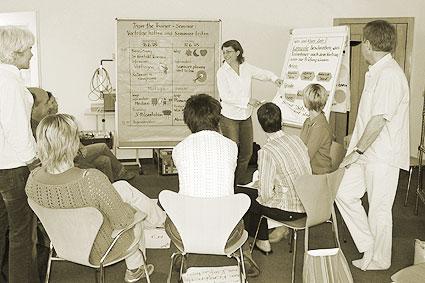 seminar gruppe