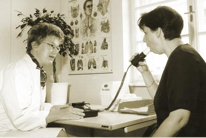 vgue spirometrie