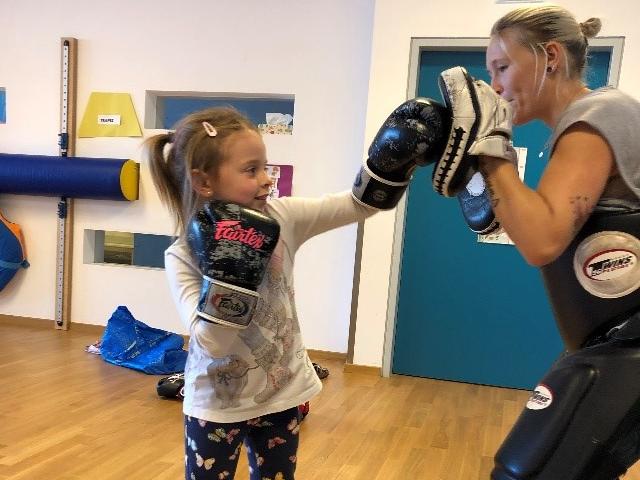 Frauenpower auch im Kindergarten